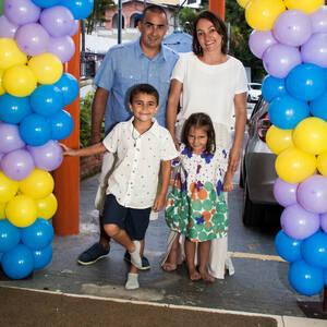 FESTA INFANTIL de Pedro 7 e Giovana 5 anos