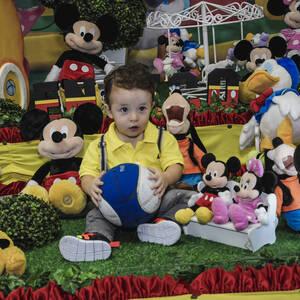 FESTA INFANTIL de Enrico 1 ano