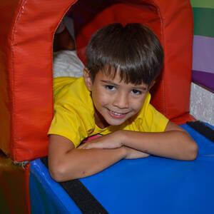 FESTA INFANTIL de Henrique 6 anos