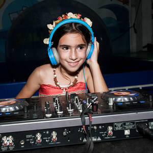 FESTA INFANTIL de Bianca 8 anos
