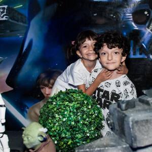 FESTA INFANTIL de Felipe 8 e Fernnda 5 anos