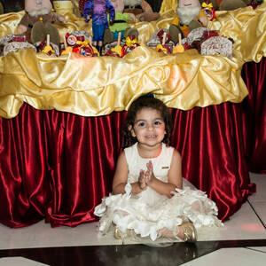 FESTA INFANTIL de Larissa 3 anos