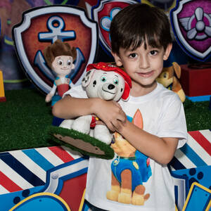 FESTA INFANTIL de Theo 4 anos