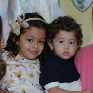 FESTA INFANTIL de Lorena 5 anos Felipe 2 anos