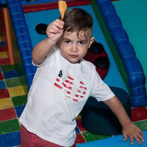 FESTA INFANTIL de Enzo Lucca 3 anos