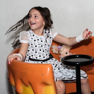 FESTA INFANTIL de Isabella 8 anos