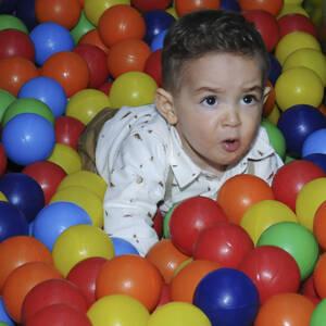 FESTA INFANTIL de Enzo Lucca 1 ano