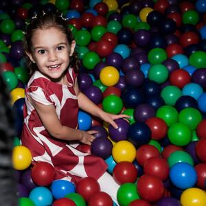 FESTA INFANTIL de Clara 3 anos