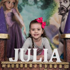 FESTA INFANTIL de Julia 6 anos