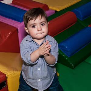 FESTA INFANTIL de Enrico 1 aninho
