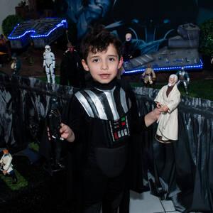 FESTA INFANTIL de Miguel 7 anos