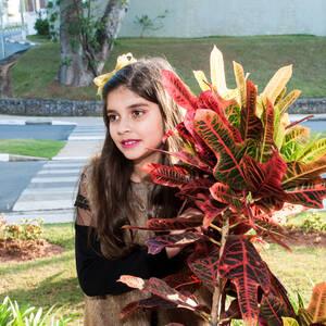 ENSAIO FAMILIA de Giovanna 10 anos