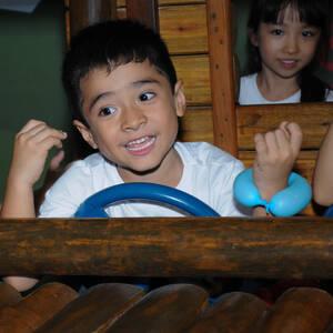 FESTA INFANTIL de Rafael 6 anos