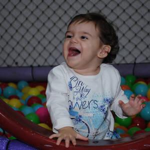 FESTA INFANTIL de Clara 1 ano