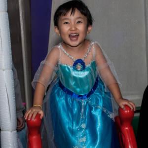 FESTA INFANTIL de Nicole 4 anos