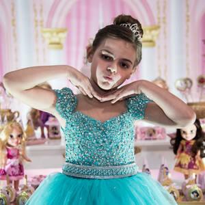 FESTA INFANTIL de Giovanna 8 anos