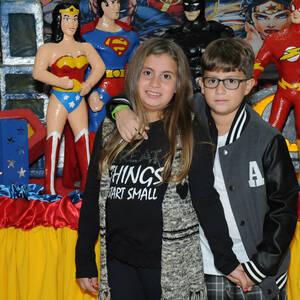 FESTA INFANTIL de Júlia e Felipe 8 anos
