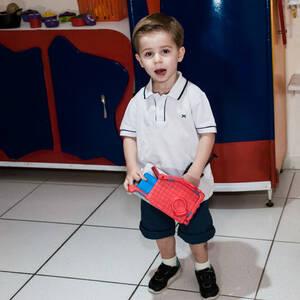FESTA INFANTIL de Gabriel 3 anos