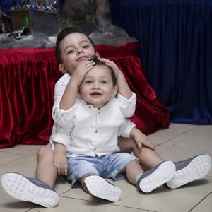 FESTA INFANTIL de João Vitor 4 anos e João Lucas 1 ano