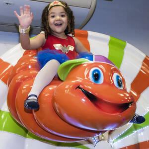 FESTA INFANTIL de Maria Clara 5 anos