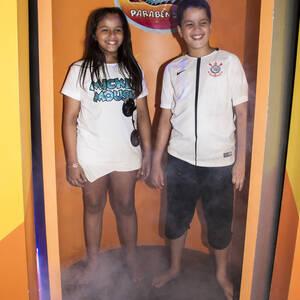 FESTA INFANTIL de João Pedro e Maria Julia 10 anos