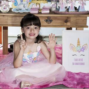 FESTA INFANTIL de Natalia 6 anos