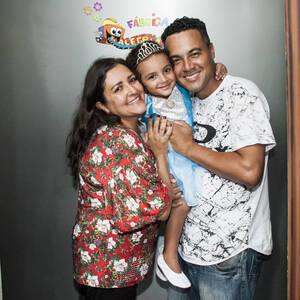 FESTA INFANTIL de Mariana 3 anos