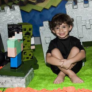 FESTA INFANTIL de Felipe 4 anos
