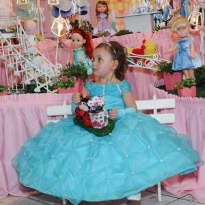 FESTA INFANTIL de Valentina 2 aninhos