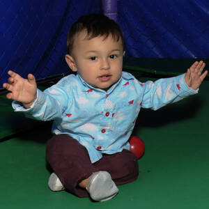 FESTA INFANTIL de Augusto 1 aninho