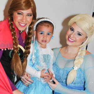 FESTA INFANTIL de Giovanna 4 anos