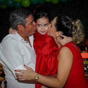 FESTA INFANTIL de Geovana 5 anos