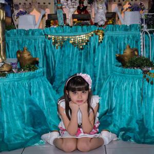 FESTA INFANTIL de Maria Fernanda 6 anos