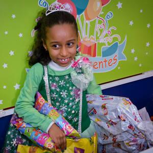 FESTA INFANTIL de Laura Sophia 7 anos