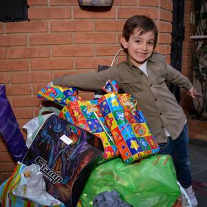 FESTA INFANTIL de Gabriel 6 anos