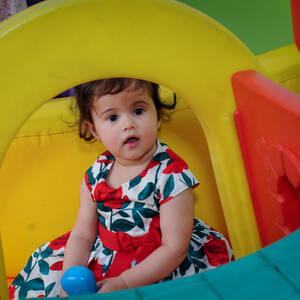 FESTA INFANTIL de Maria Eduarda 1 aninho