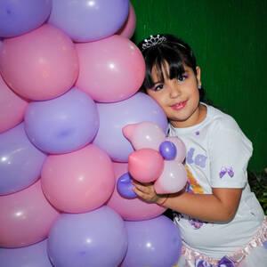 FESTA INFANTIL de Sophia 6 anos