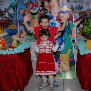 FESTA INFANTIL de Felipe 7 anos Rafaela 3 anos