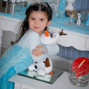 FESTA INFANTIL de Pietra 4 anos