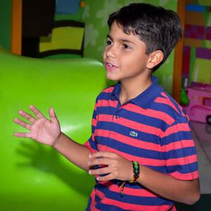 FESTA INFANTIL de Eduardo 10 anos