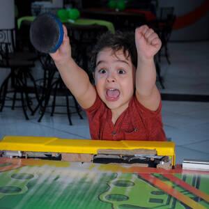 FESTA INFANTIL de Enrico 5 anos