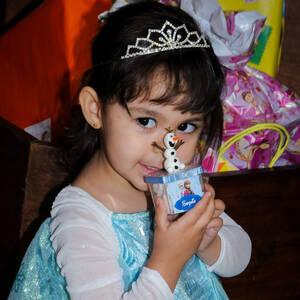 FESTA INFANTIL de Sophia 3 anos