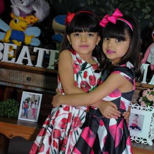 FESTA INFANTIL de Beatriz e Marina 6 anos