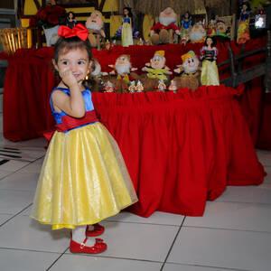 FESTA INFANTIL de Nathália 2 aninhos