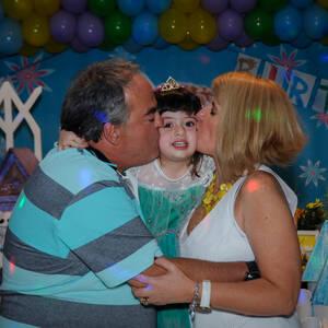 FESTA INFANTIL de Natalia 4 anos