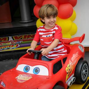 FESTA INFANTIL de Samuel 4 anos