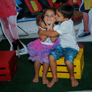 FESTA INFANTIL de Pedro 6 anos Giovana 4 anos