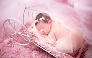 Newborns de Fernanda 19 dias!