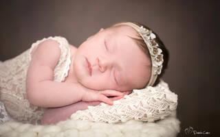 Newborns de Beatriz 18 dias