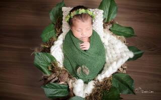 Newborns de Alice 19 dias